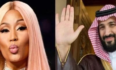 People,nicki Minaj, Invitée ,royaume, Saoudien