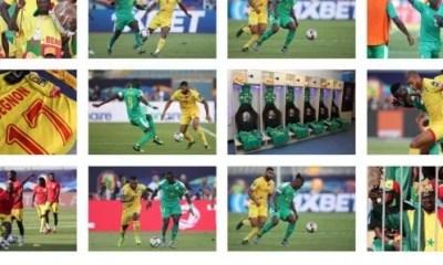 Sénégal Bénin (1 0) Les Lions En Demi Finale