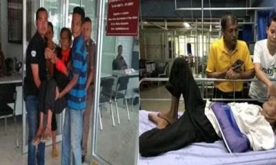 Thaïlande, Un Homme , 71 Ans, Arrêté , Avoir Violé ,voisine , 89 Ans