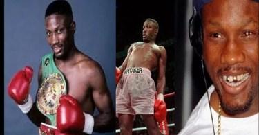 Usa,la Légende ,boxe ,pernell Whitaker, Trouve, Mort Dans Un Accident