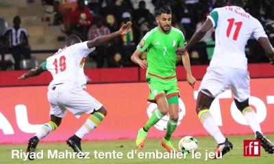 Voici L'historique De Toutes Les Rencontres Sénégal Vs Algérie