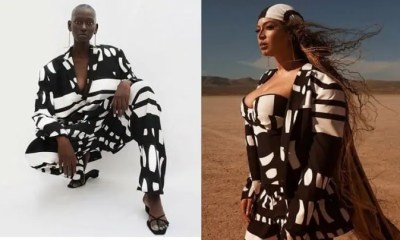 Creatrice Africaine Beyonce Tenue Clip Spirit