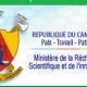 Minresi.cm Concours Minresi Recrutement 2018 2019 173 Chercheurs Minresi Cameroun 1280x720