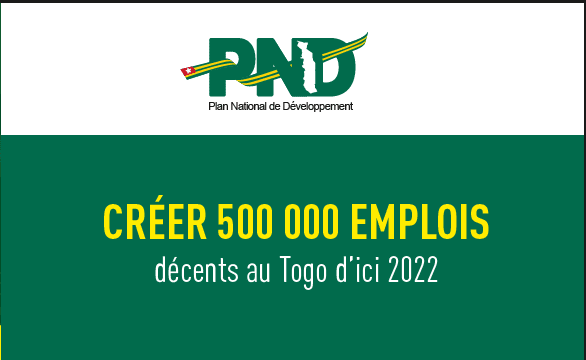 Plan national de développement (pnd) 2018 - 2022 - DOINGBUZZ