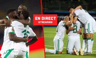 Senegal Algérie Live