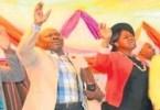 Afrique Du Sud, Un Pasteur Engrosse, La Femme ,pasteur, église