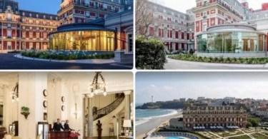 Biarritz, G7,le Somptueux Hôtel, Attend, Macky, Trump, Cie