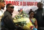 Couper Décaler,des Motards Congolais ,rendent Hommage ,arafat Dj