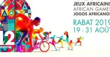 Ouverture , Jeux Africains 2019 ,rabat, Maroc