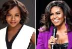 Viola Davis Michelle Obama First Ladies
