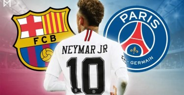 Neymar Psg Barca 1