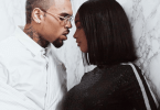 10 Photos, La Guinéenne ,mariama Diallo, Ex De Wizkid ,se Frotte, Chris Brown