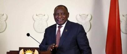 «Les Sud-africains ne sont pas racistes» selon leur président Cyril Ramaphosa