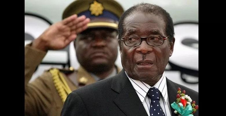 5 Choses Que Vous Ne Saviez ,peut être Pas, Robert Mugabe