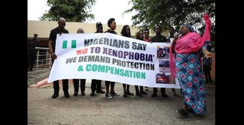 Attaques Xénophobes, Nigeria ,va Rapatrier ,600 , Ressortissants