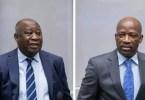 Laurent Gbagbo et Blé Goudé pourront être libérés dans 1 mois