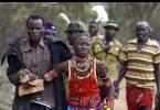 Latuka ,la Tribu Sud Soudanaise ,future Mariée, Doit être Kidnappée, Prétendant