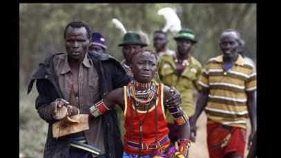 Latuka , La Tribu Sud Soudanaise, Future Mariée, Doit être Kidnappée,prétendant