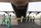 En RDC, un avion militaire en mission présidentielle porté disparu