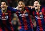 Ce qu'il faut savoir sur legroupe WhatsApp '' les suducas'' de Messi, Neymar et Suarez