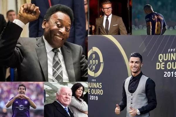 Footballeurs Plus Riches