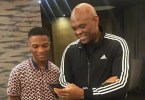 Tony Elumelu And Wizkid