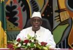 Macky Sall : « Je ne tolère plus un débat futile sur un 3e mandat »