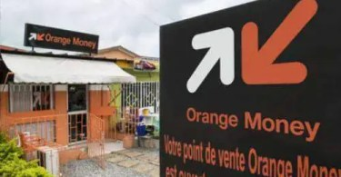 chef de zone orange