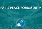 Des projets innovants au forum de Paris sur la paix