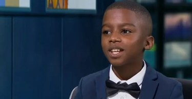 Un garçon de 11 ans ouvre un restaurant veganinsulter à l'école - Un garçon de 11 ans ouvre un restaurant vegan et se fait insulter à l'école