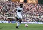 adebayor debut olimpia DoingBuzz