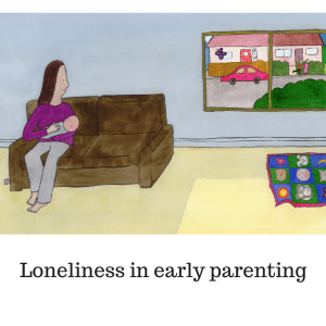 Loneliness in early parenting