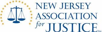 New Jersey Personal Injury Lawyer NJAJ image of logo