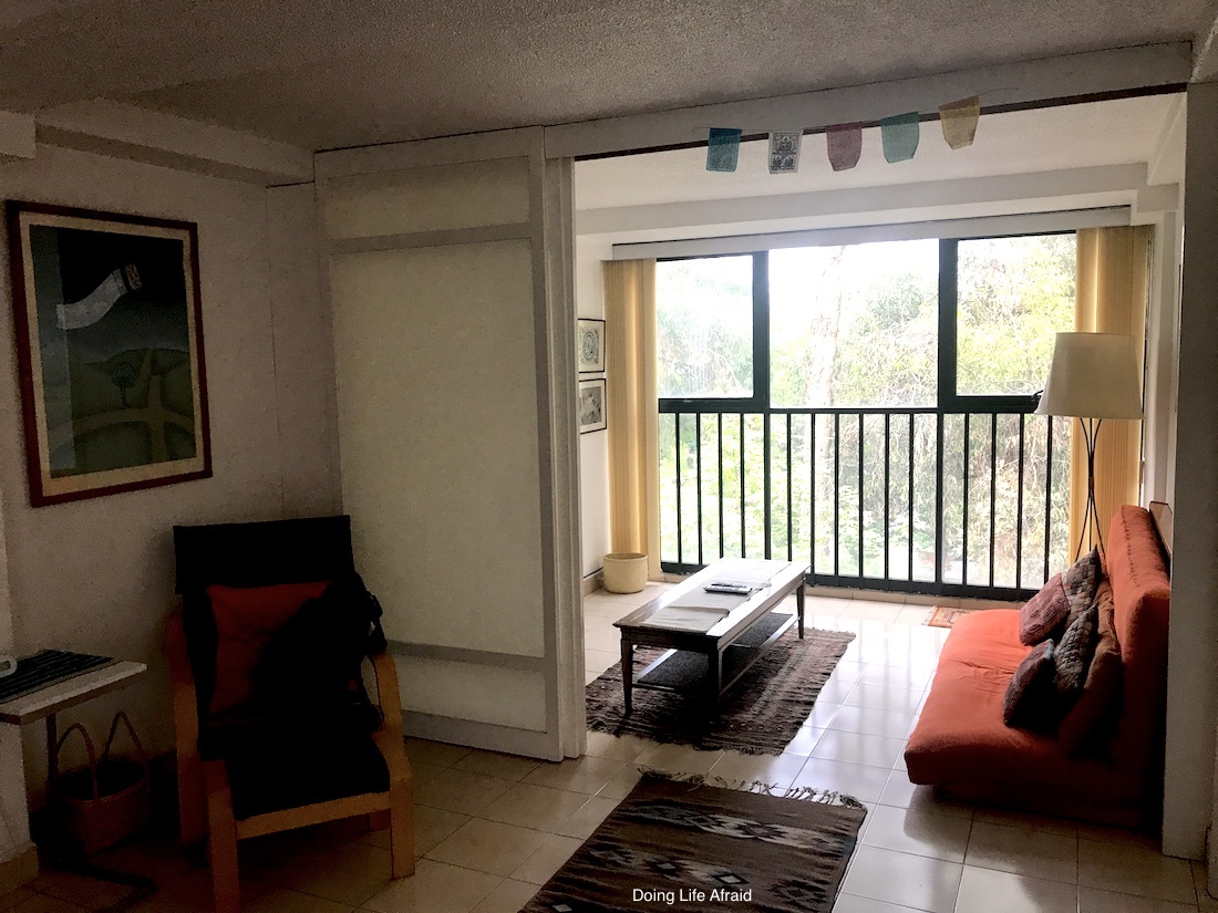 Coyoacan AirBNB Sunroom Bedroom WM