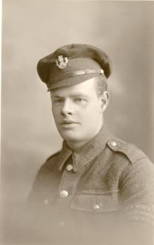 Lance-Sergeant George Smith, Loyal North Lancashire Regiment