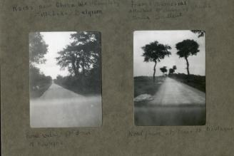 Road from St. Omer to Boulogne