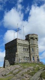 Cabot Tower, Signal Hill, St. John's Newfoundland