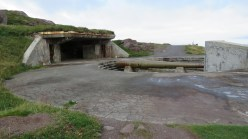 WWII Battery at Cape Shear