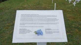 Beaumont Hamel Memorial at Ferryland, Newfoundland