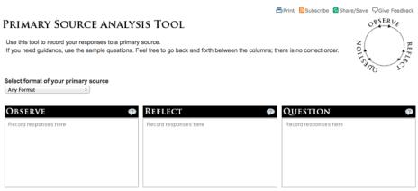 loc analysis worksheet