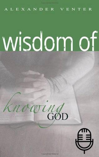 Wisdom of Knowing God (5 teachings MP3 set)