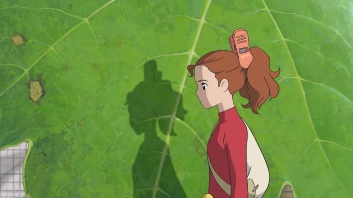 Critique de ARRIETTY LE PETIT MONDE DES CHAPARDEURS (Animation – 2010)