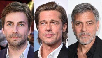Jon Watts, Brad Pitt et George Clooney