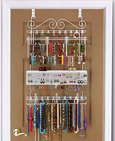 Behind Door Storage Ideas Do It And How