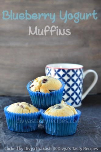 blueberry-yogurt-muffins
