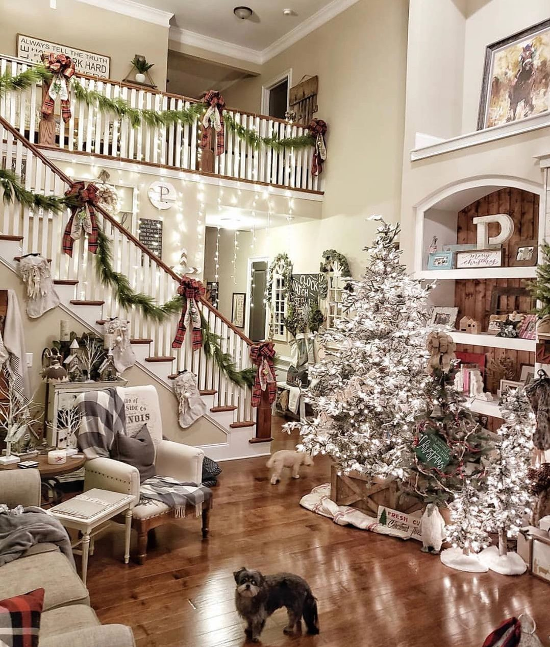 50 Christmas Decorating Ideas For A Joyful Holiday Home 2020
