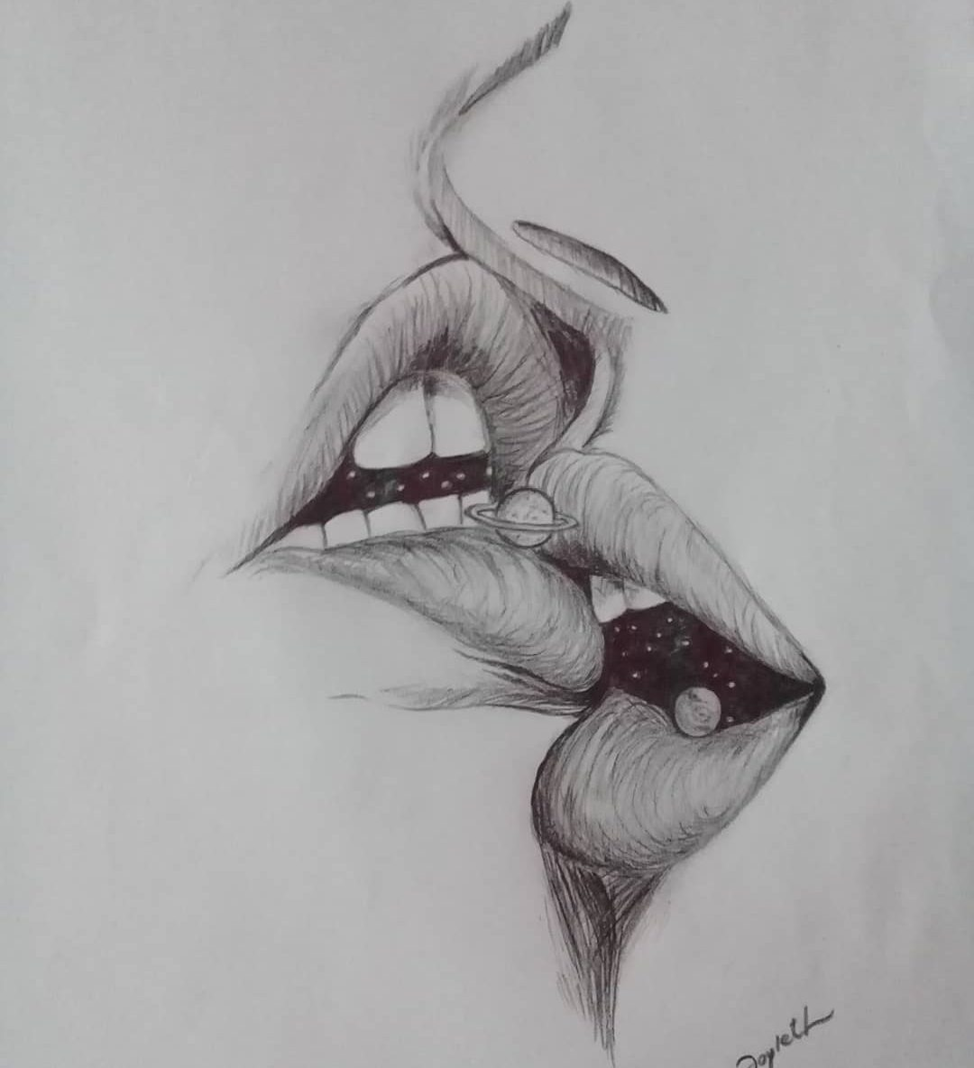 Simple Pencil Drawing Pictures Of Love - Creative Ideas