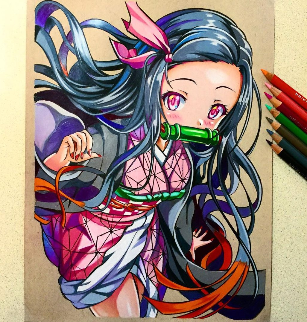 Creative Anime Drawing For Beginners Step By Step