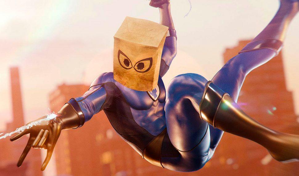 Marvel's Spider-Man – Nuovi costumi dei Fantastici 4