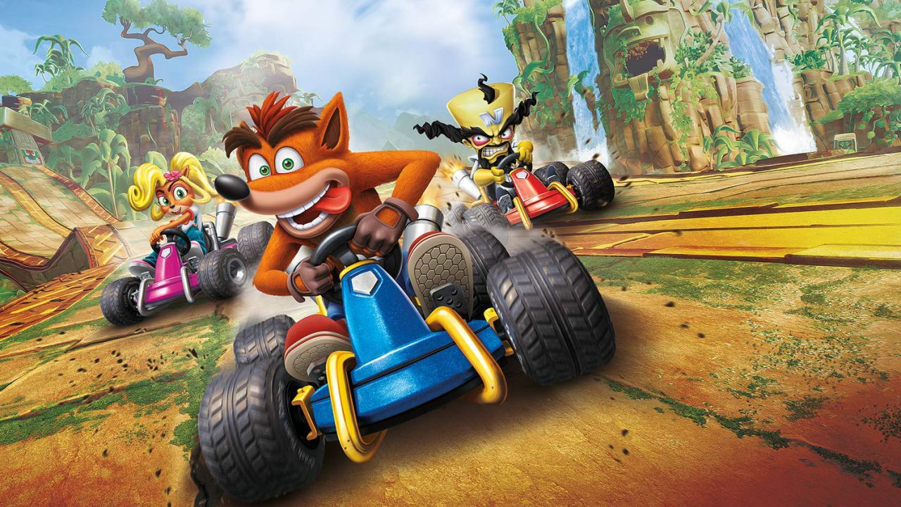 Crash Team Racing Nitro-Fueled si mostra in un nuovo video